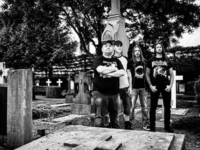 Defy the Curse - Band Photo