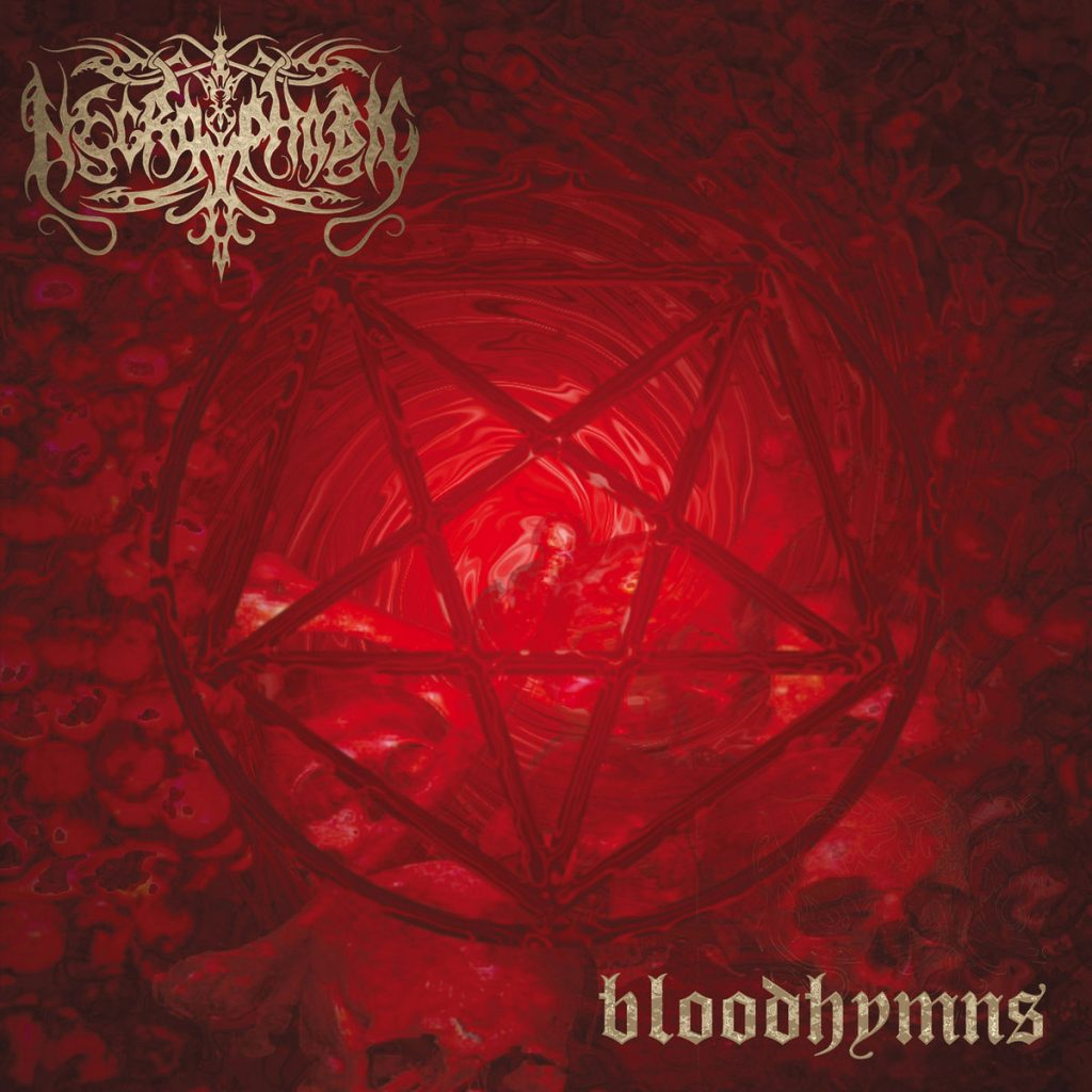 Bloodhymns by Necrophobic - Album Art