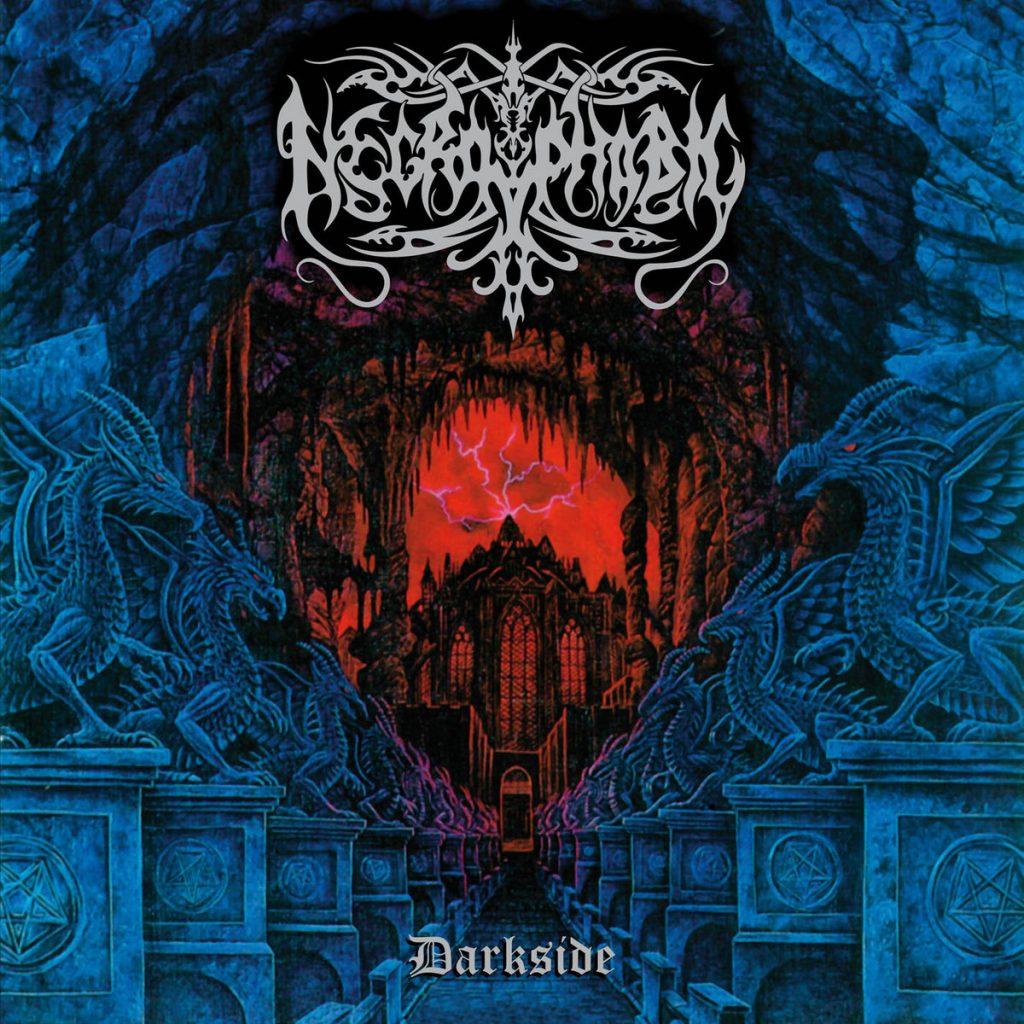 Darkside by Necrophobic - Album Art