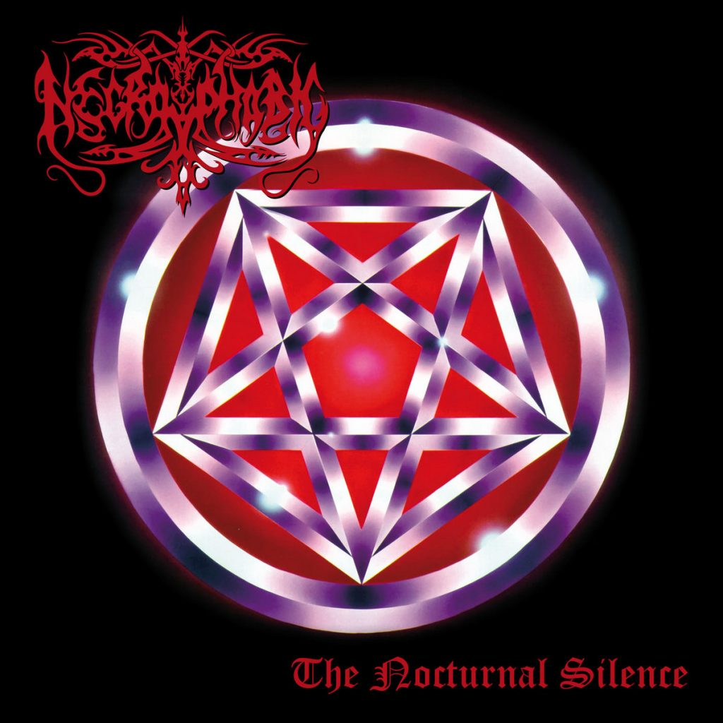 The Nocturnal Silence by Necrophobic - Album Art