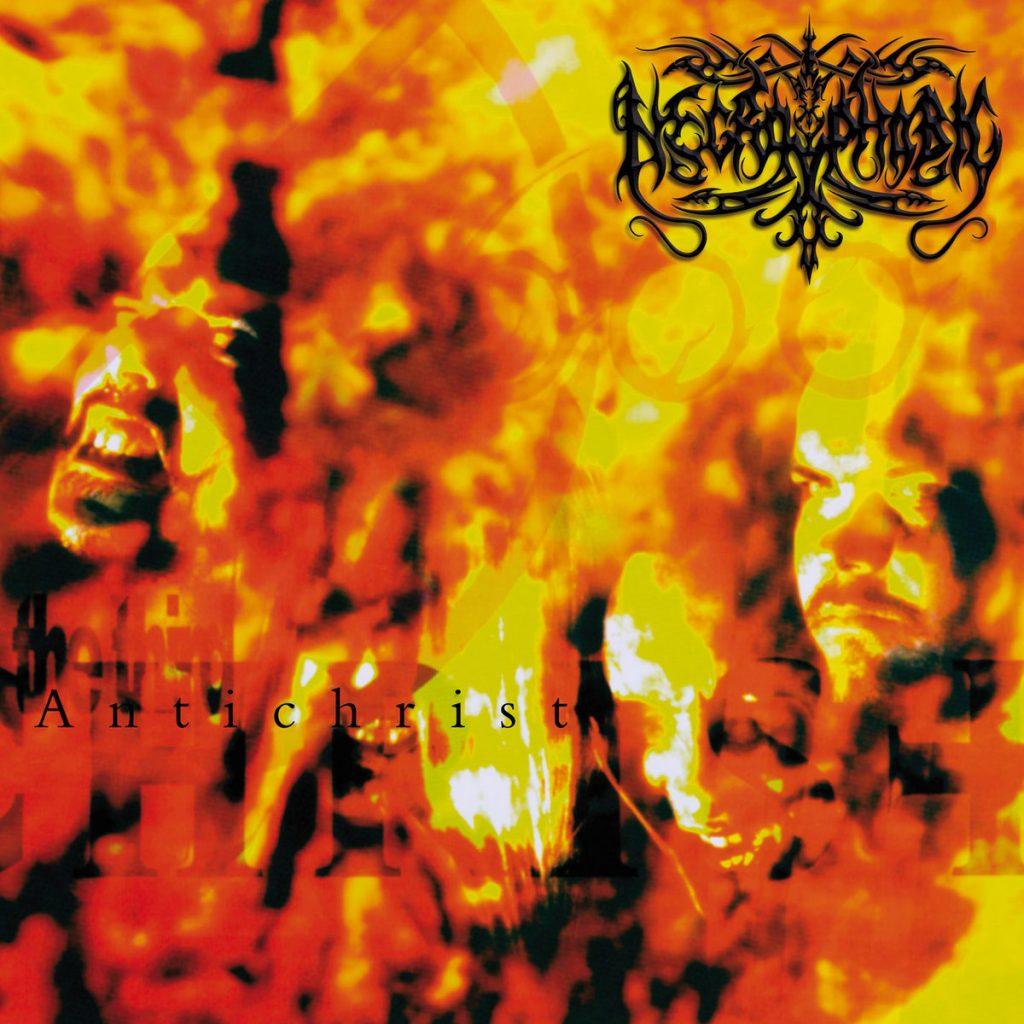 The Third Antichrist by Necrophobic - Album Art