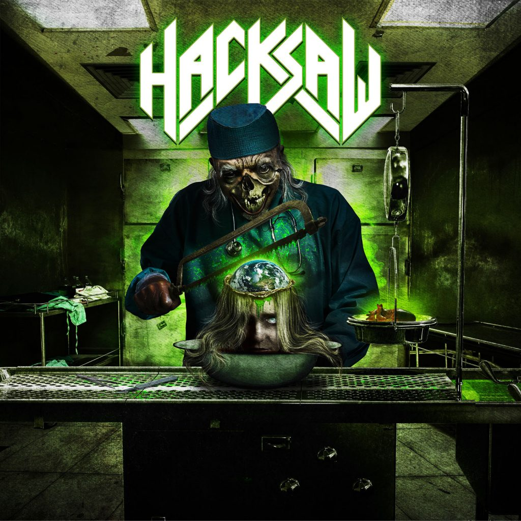 Regret Is for the Weak (I Hate) by Hacksaw - Album Art