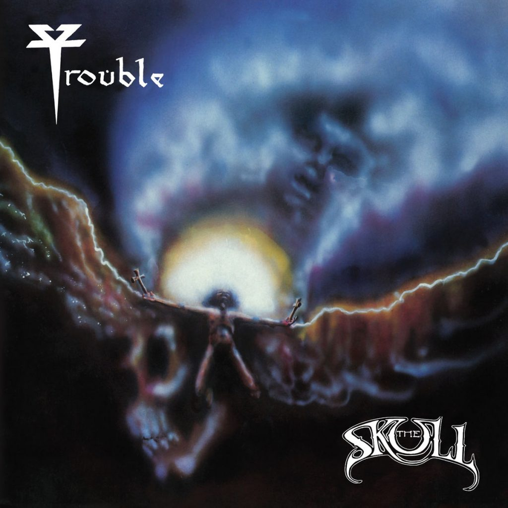 The Skull by Trouble - Album Art