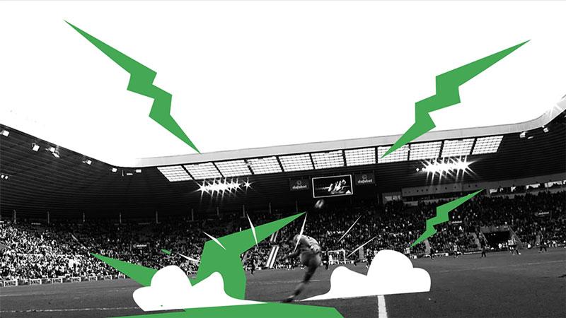 Com Hem Fotball Kickoff Animation Informationsgrafik Produktionsbolag Stockholm