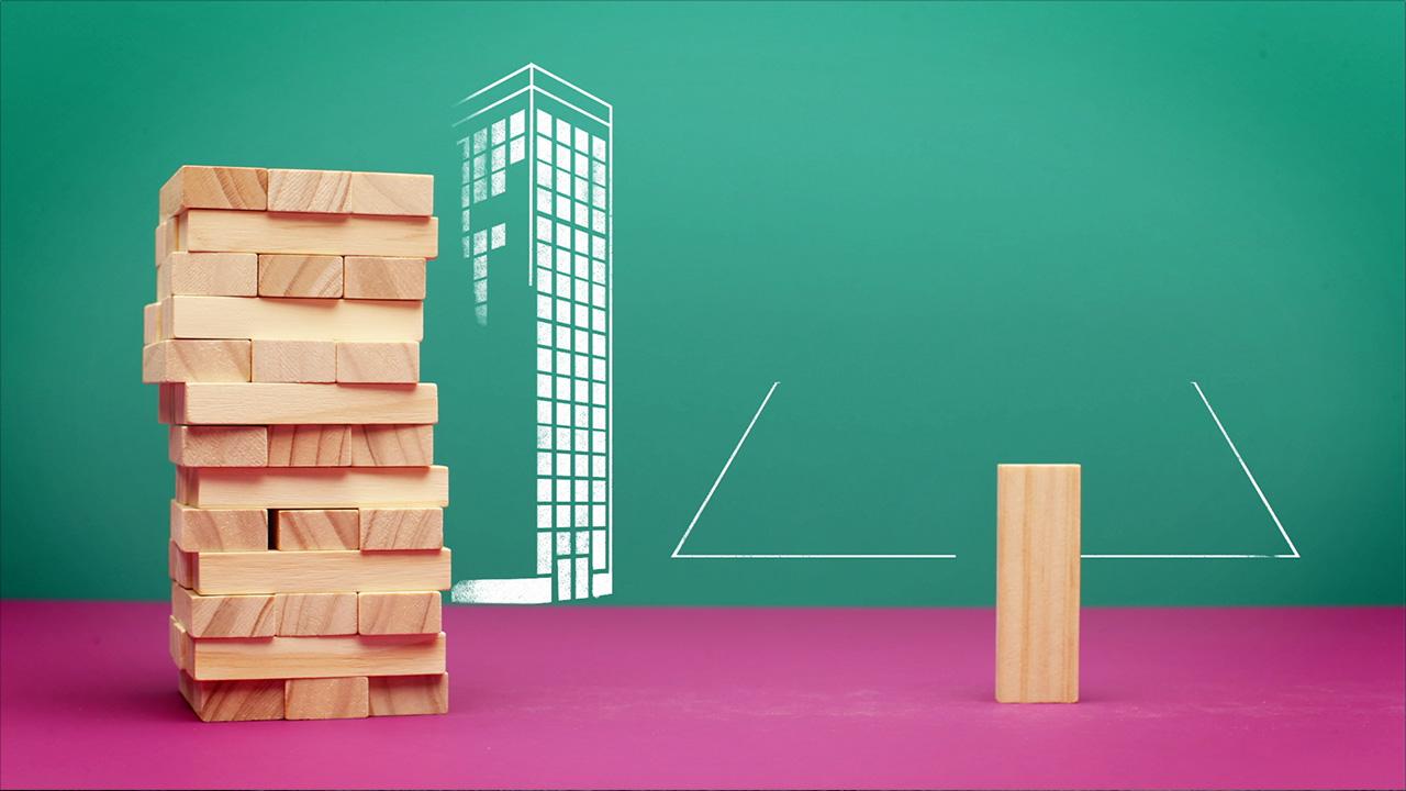 Ebe Tower Animation Informationsgrafik Produktionsbolag Stockholm