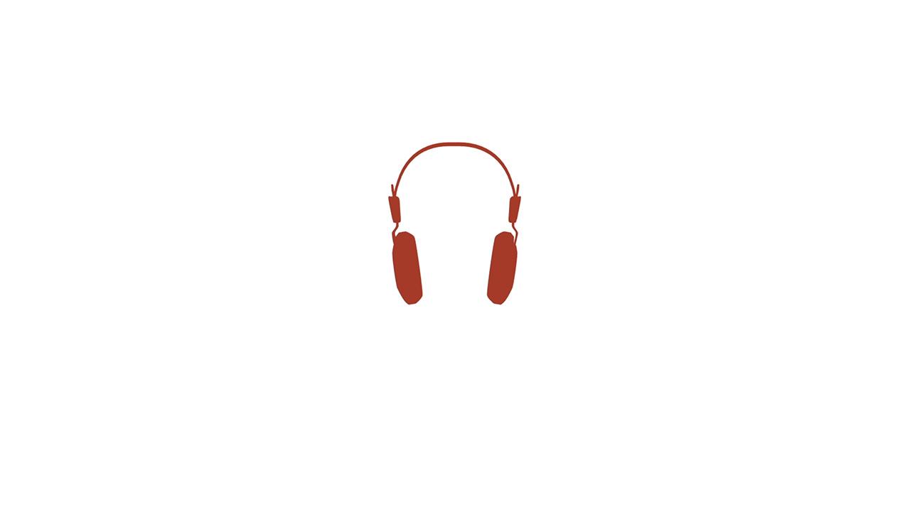 Headphones Animation Informationsgrafik Produktionsbolag Stockholm
