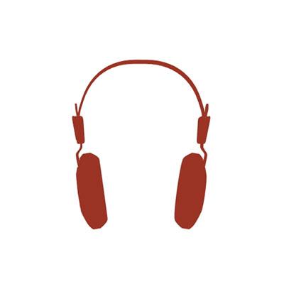 Falu Headphones2 Animation Informationsgrafik Produktionsbolag Stockholm