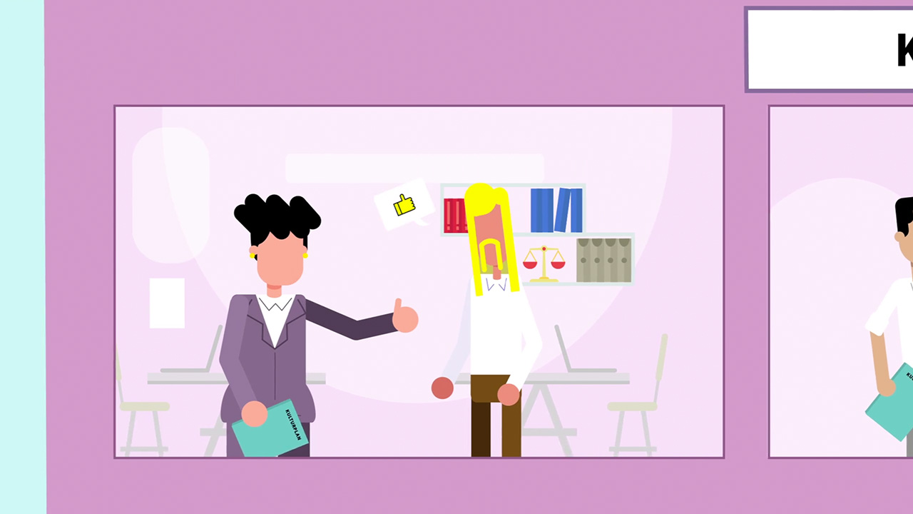 Kulturradet 2 Animation Informationsgrafik Produktionsbolag Stockholm