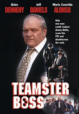 Teamster Boss: The Jackie Presser Story (1992)