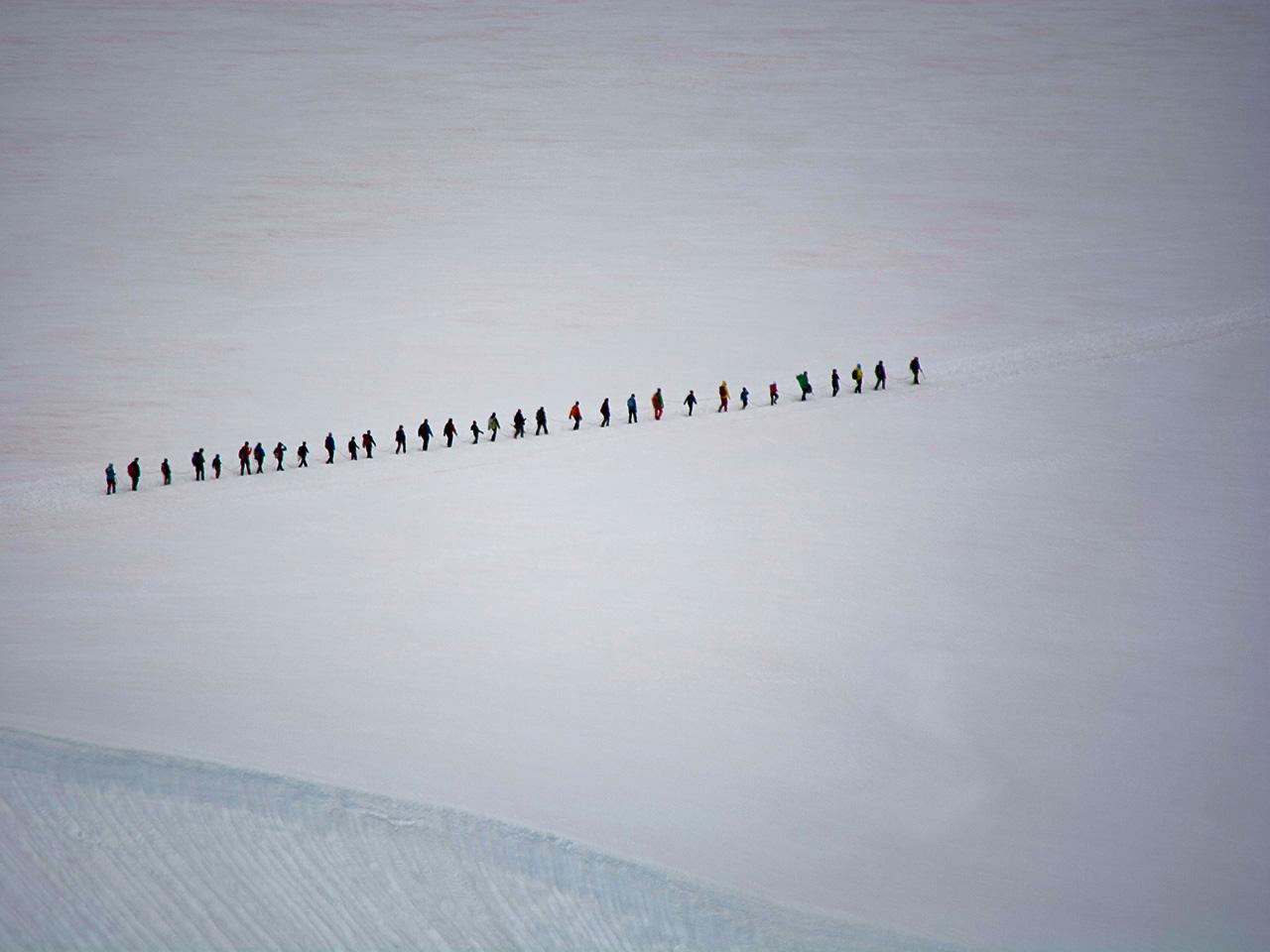 lämmeltåg_på_glaciär