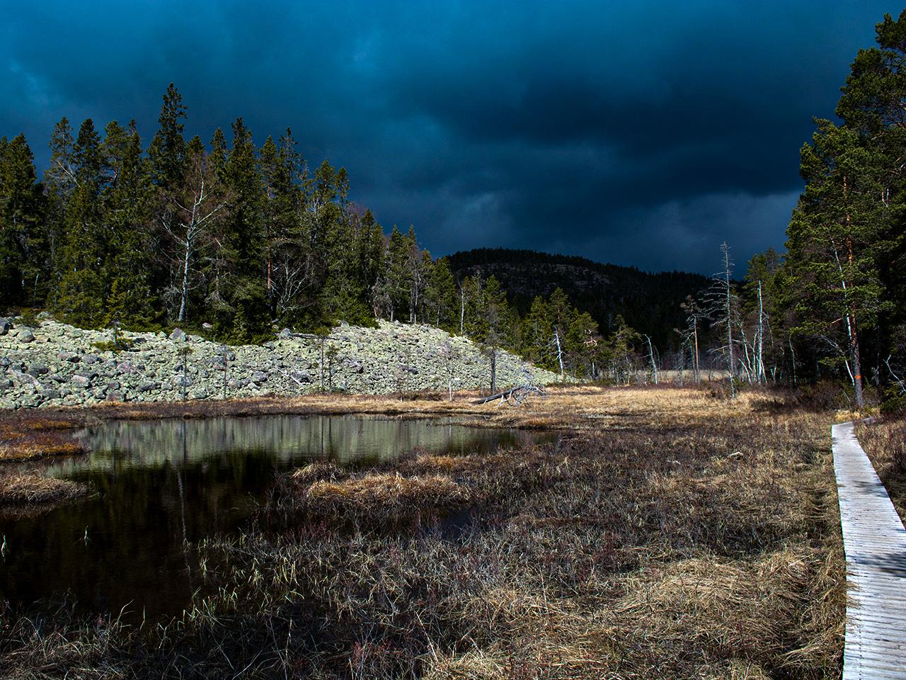 mörka-moln