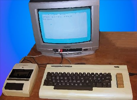 commodore vic20 dator