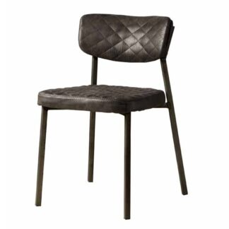 NC0082 Altea sidechair fabric T antracite V