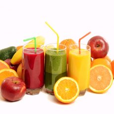 Soft Drinks-Juices