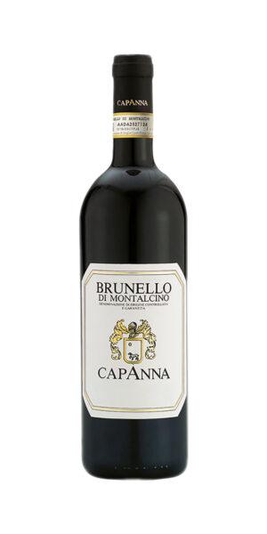 Brunello di Montalcino docg Capanna