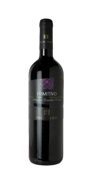 Primitivo Salento igp Paolo Leo