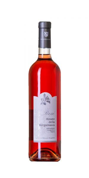 Rosè Rosato della Bergamasca Igt