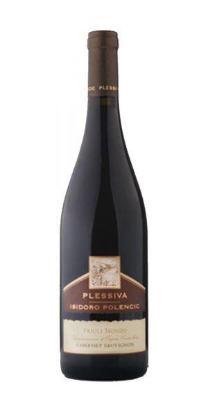 Cabernet Sauvignon Friuli doc Plessiva Isidoro Polencic