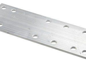 aluminium stip met een lengte van 148 mm