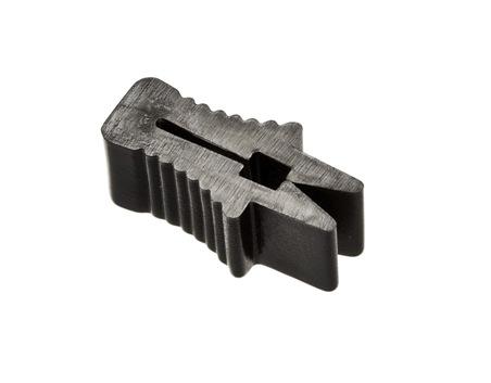 kunststof knijper voor oa doek te bevestigen op een draad. Deze knijpers zijn ook verkrijgbaar in RVS