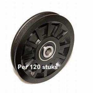 kabelschijf 100 mm per 120 stuks