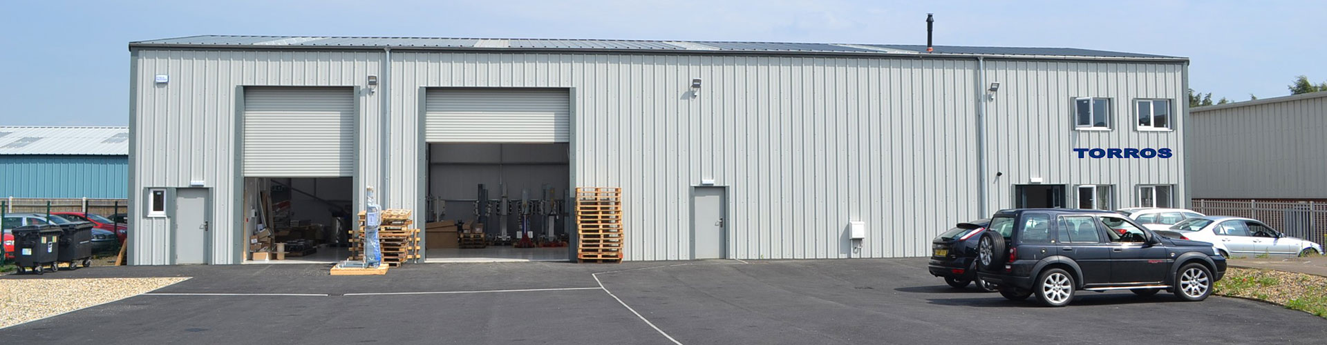 Torros Ltd Wymans Way Fakenham Industrial Estate Fakenham NR21 8NT