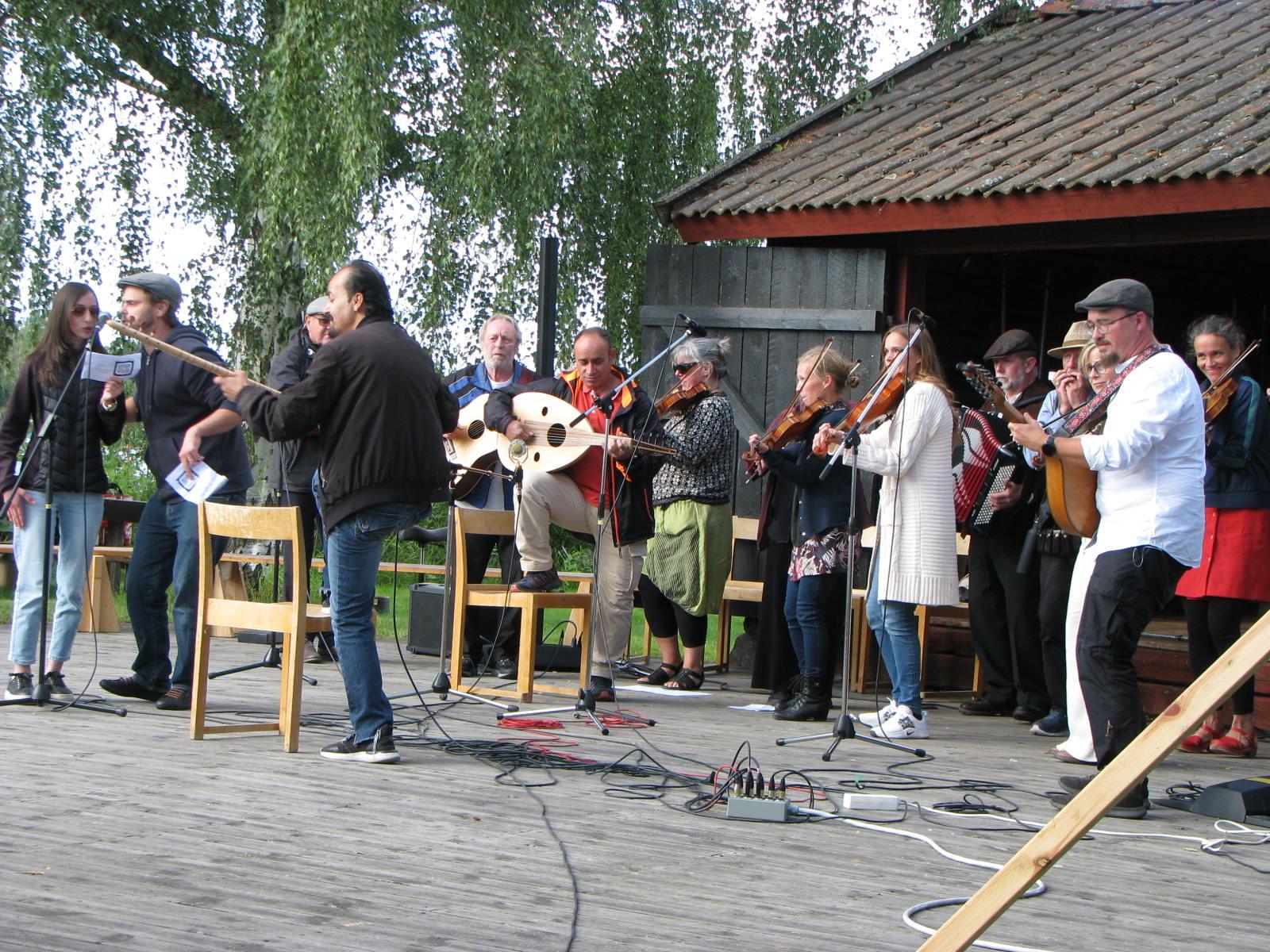 Jubileumskonsert Hans Haglöf
