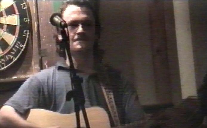"""Torsten Q """"live"""" im Kitty Barret´s Irish Pub in Winterhude"""