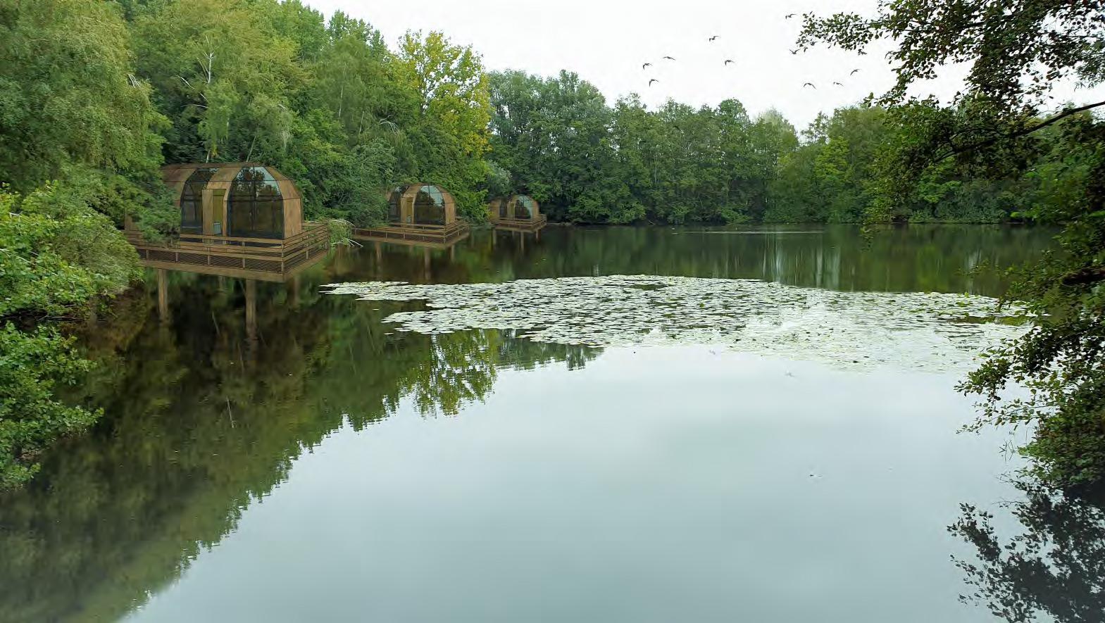 Tortiga-cabins-project-Kappermeer-Turnhout