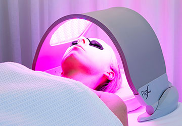 LED Light Therapy Treatments