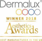 dermalux Winner Aesthetics Awards