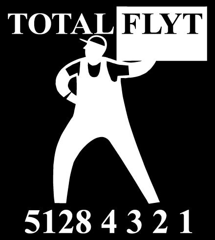 Totalflyt.dk Logo