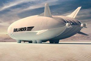 Airship tourism