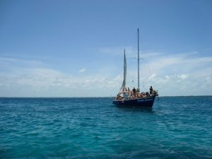 Ragga Muffin sailing tours provide sustainable transport