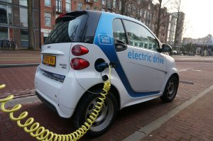 Ecological electric car