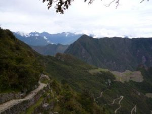 The Inca Trail and Machu P