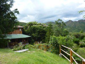 Izhcayluma Eco Lodge Ecuador