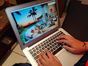 The danger of bookings websites