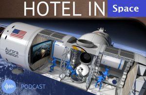 Orion Spece hotel concept