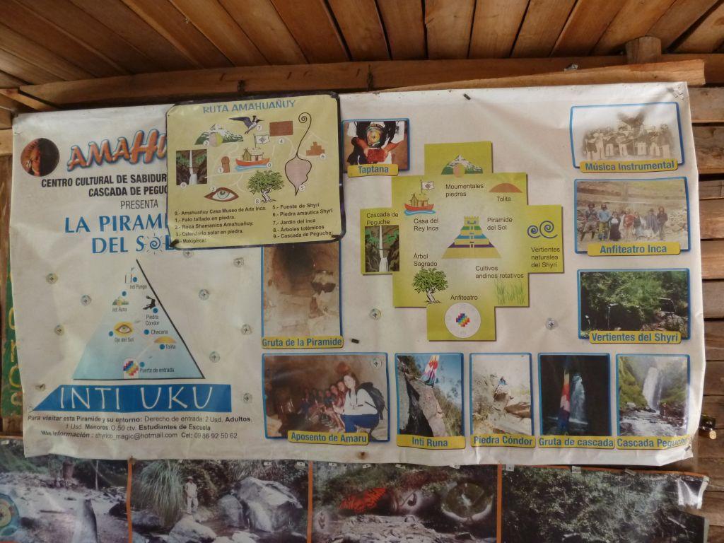 Spiritual tourism in Ecuador