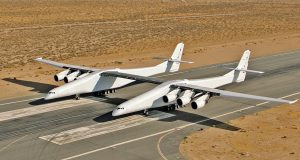 Stratolaunch to send rockets into space