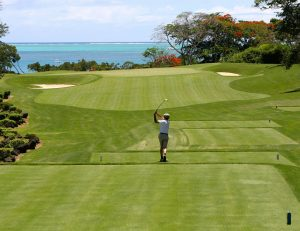 Golf courses and water problems