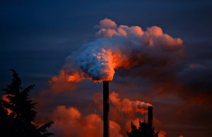 CO2 emission from industry