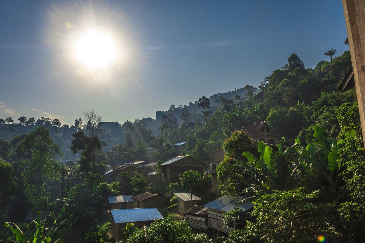 DR Congo Rainforest communities