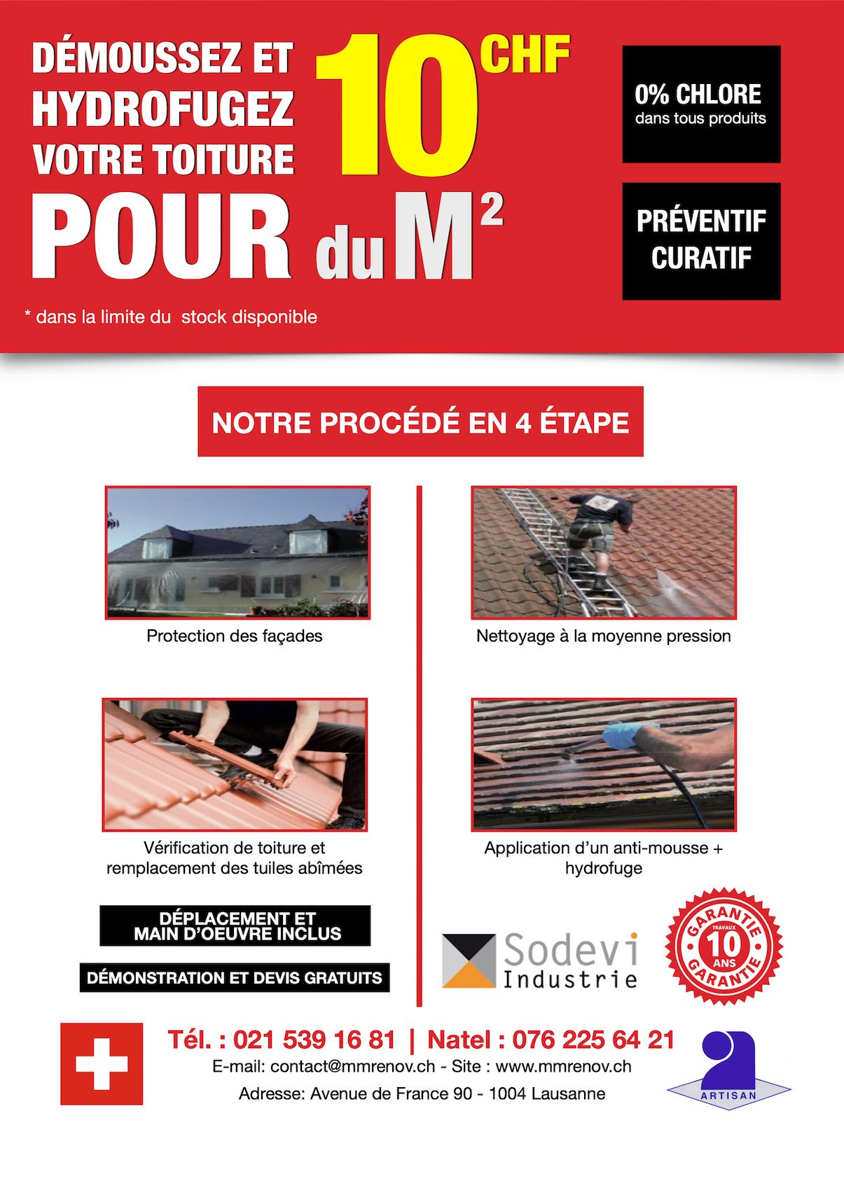 Michel Mayer rénovation