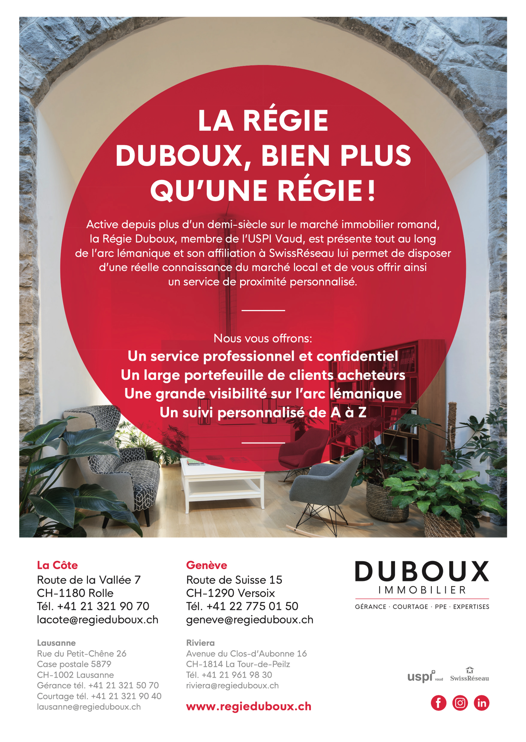Duboux immobilier