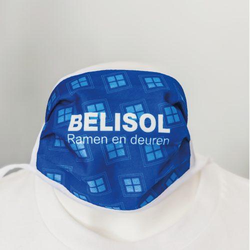 Gepersonaliseerde mondmaskers Belisol