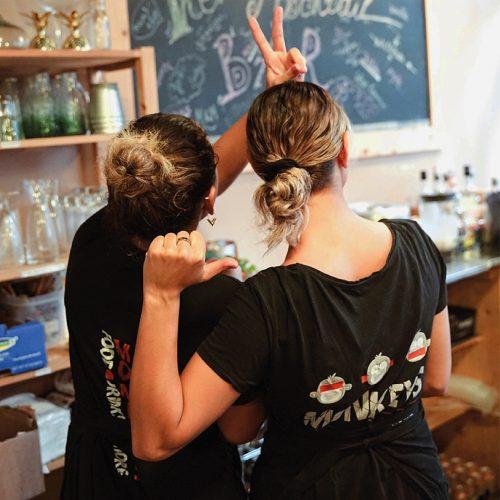 Gepersonaliseerde t-shirts voor Monkey's Deurne