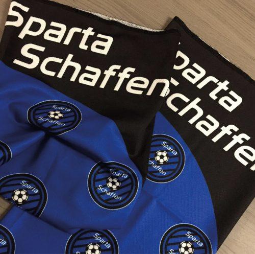 Sublimatiesjaal Sparta Schaffen