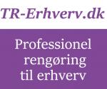 TR-Erhverv A/S logo